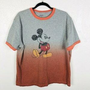 Disneyland Mickey Mouse Size Large T Shirt